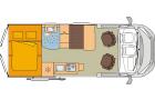 Bürstner City Car C 600 *Fehmarn EDITION 2020* MW - Bild 2