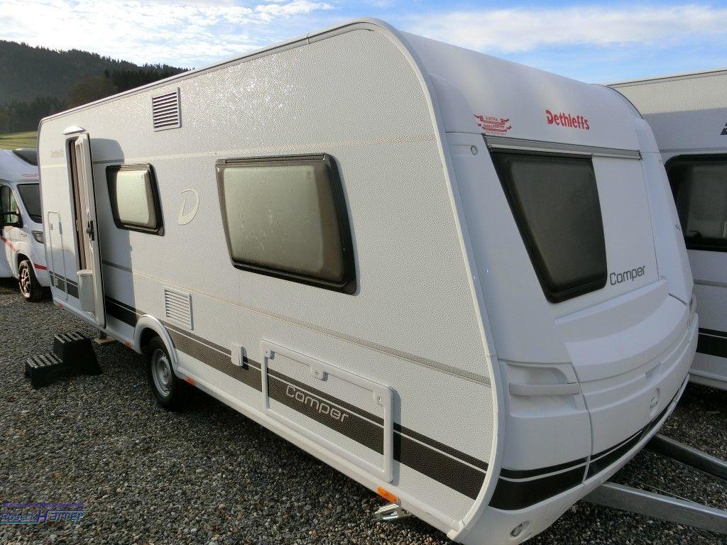 Dethleffs Camper 530 FSK - Bild 1