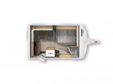 Fendt Bianco Activ 390 FHS Modell 2021 Albarella Polster
